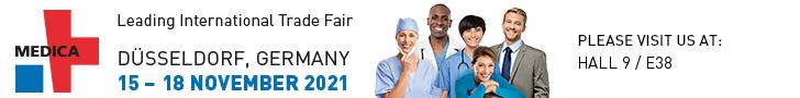 Medica 15 - 18 November 2021
